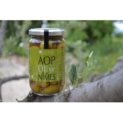 Picholines AOP de Nîmes